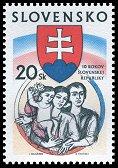 10. výročí Slovenské republiky
