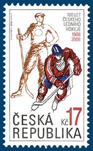 100 let českého ledního hokeje