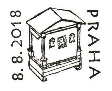 100 let Poštovního muzea - aršík