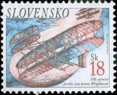 100. výročie prvého letu bratov Wrightovcov