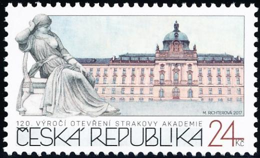 120. výročí otevření Strakovy akademie