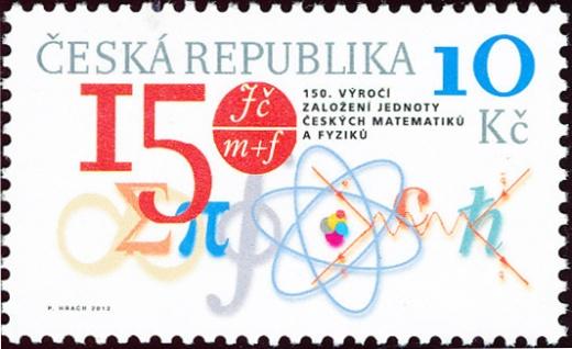 150. výročí založení Jednoty českých matematiků a fyziků