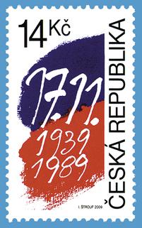17. listopad - rok 1939 a 1989
