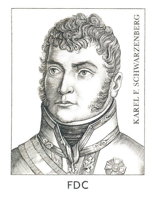 200. výročí bitvy u Lipska - aršík
