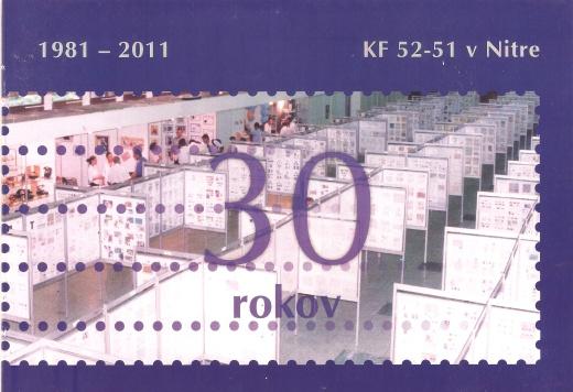 30 rokov KF 52-51 Nitra