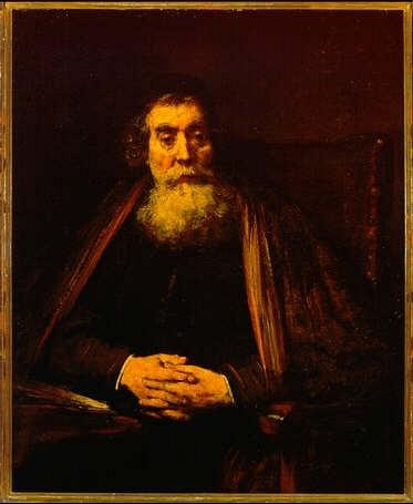 350 let od úmrtí Rembrandta Harmenszoon van Rijn