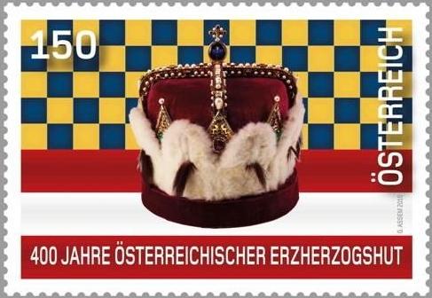 400 let rakouské velkovévodské koruny