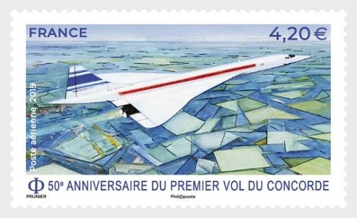 50 let od prvního letu nadzvukového dopravního letadla Concorde