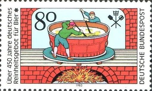 500 let nejstaršího zákona o potravinách na světě