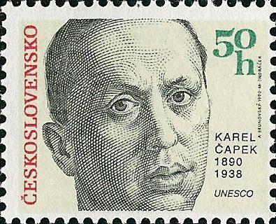 70. let od úmrtí významného spisovatele Karla Čapka