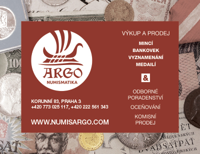 Numismatika - mince