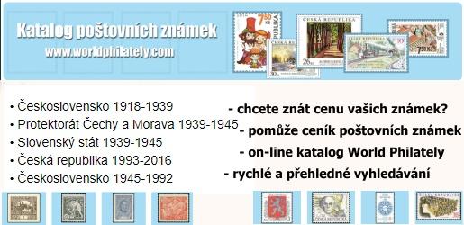 česká pošta ceník