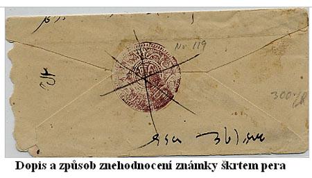 Afghánistán - Kábul 1880-1890 - období razítkovaných známek