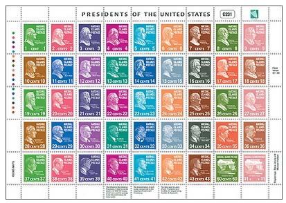 Akirův výběr ze světa známek - leden 2005