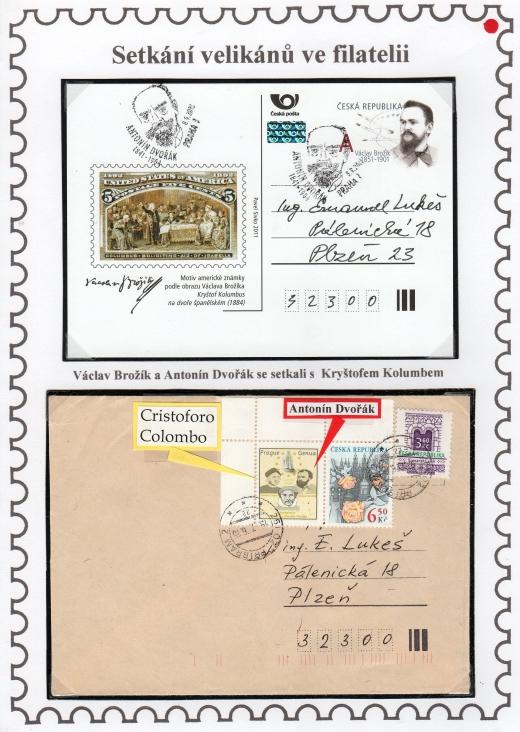 Antonín Dvořák, Kryštof Kolumbus a Nový svět (část 4).
