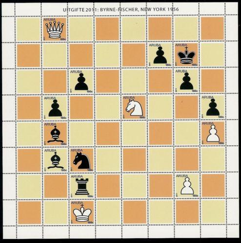 Aruba - šachy
