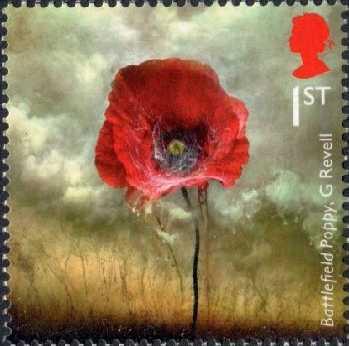 Báseň Johna Mc Crae - V polích flanderských