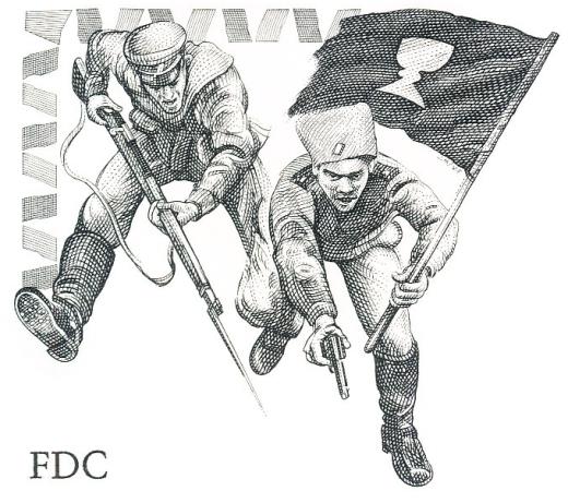 Boj o českou státnost 1917