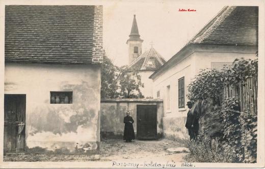 Boldog(fa) - farnosť a kostol