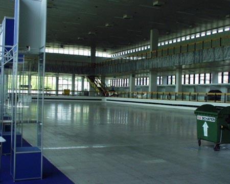 Brno 2005 - neděle 15. 5. 2005 - Výstava Brno 2005 skončila