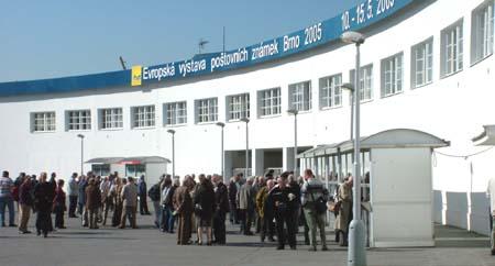 Brno 2005 - pátek 13. 5. 2005