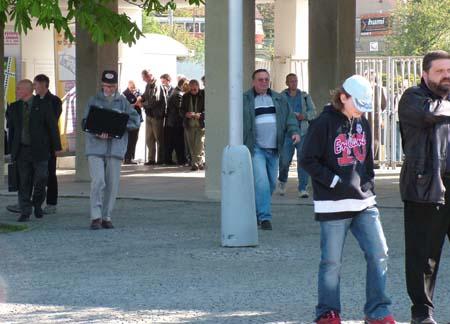 Brno 2005 - úterý 10. 5. 2005