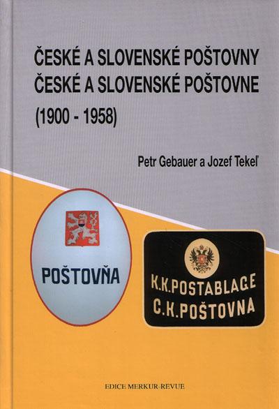 České a Slovenské Poštovny (1900 - 1958)