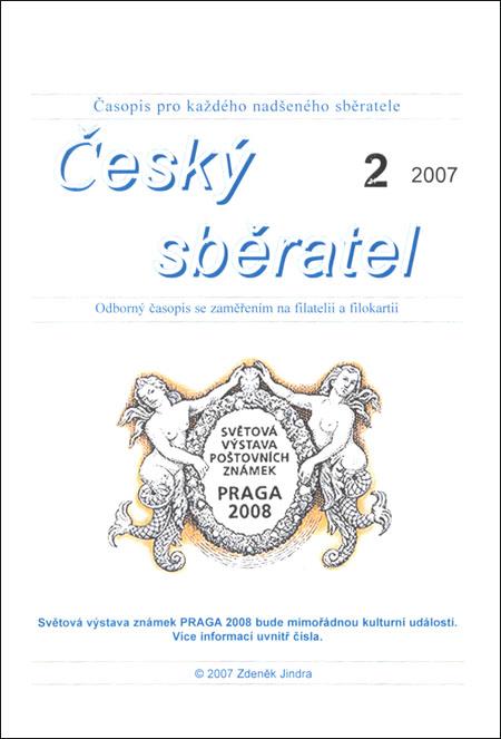 Český sběratel 2/2007