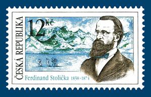 Cestovatel: Ferdninand Stolička a Alois Musil