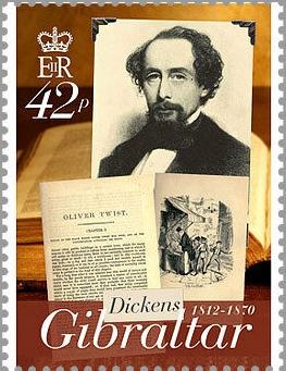 Charles Dickens a parník RMS Britannia