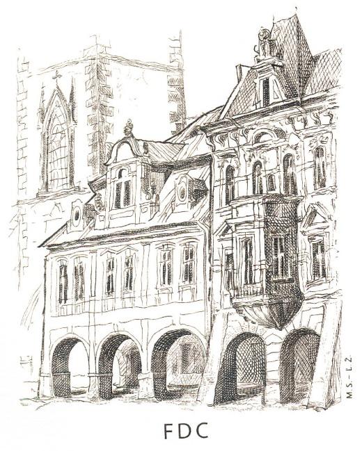 Chomutov - VI. českoněmecká filatelistická výstava