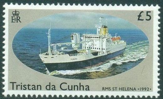 Co znamená RMS před jménem lodi?
