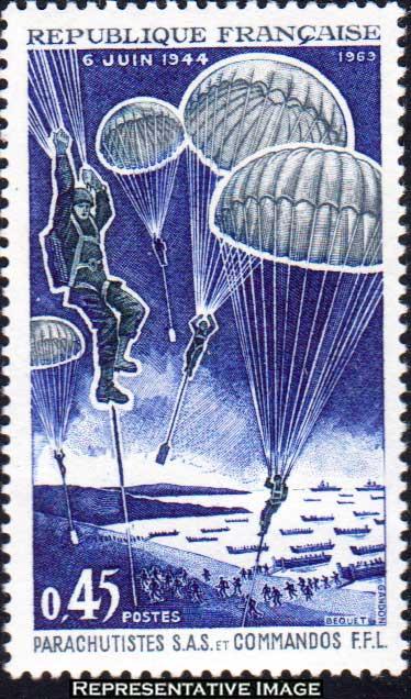 Den D - 6. červen 1944