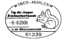 Den mladých filatelistů v Německu
