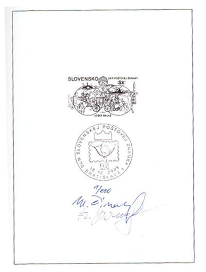 Deň slovenskej poštovej známky 2003