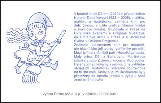 Dětem - Helena Zmatlíková