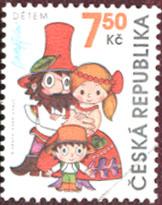 Dětem - Rumcajs, Manka a Cipísek