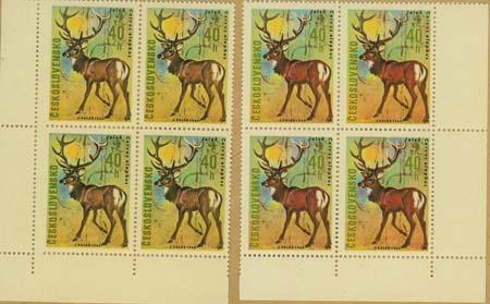 Dotaz: Zoubkování u série z roku 1966 č.1567-73 - lovná zvěř