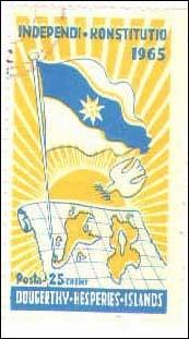 Dva tucty glos k dějinám filatelie XXII. - Existující známky neexistujících států