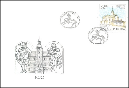 EUROPA - Hrad a zámek Frýdlant