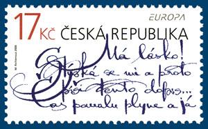 EUROPA: Psaní dopisů