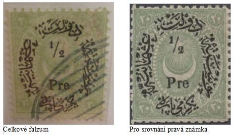 Exponát Osmanské Říše - další nesprávně hodnocený exponát