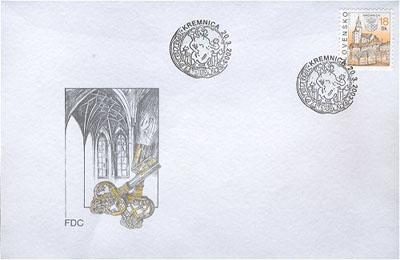 FDC Kremnica - výplatná