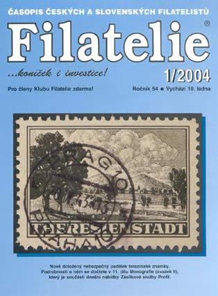 Filatelie 1/2004
