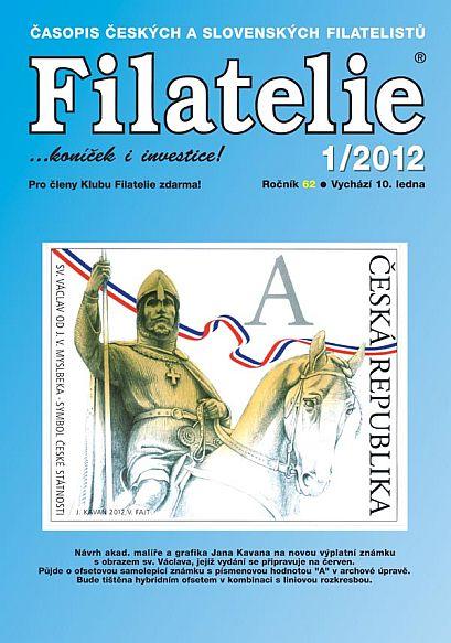 Filatelie 1/2012