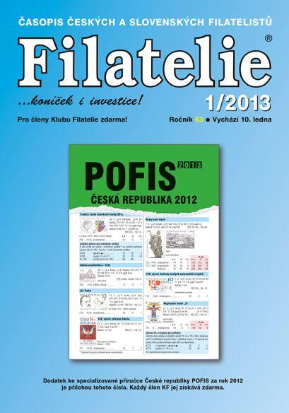 Filatelie 1/2013