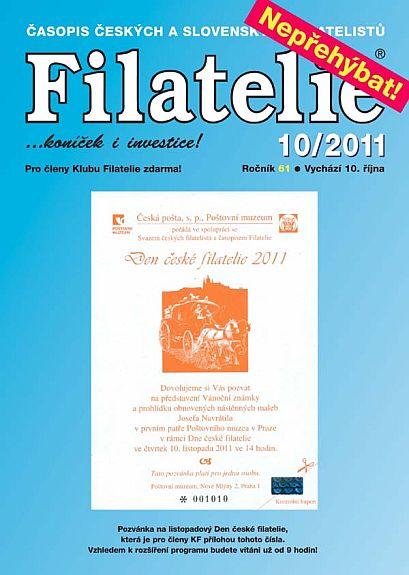 Filatelie 10/2011