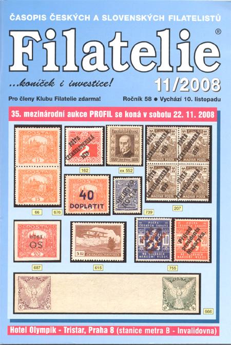 Filatelie 11/2008