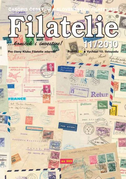 Filatelie 11/2010