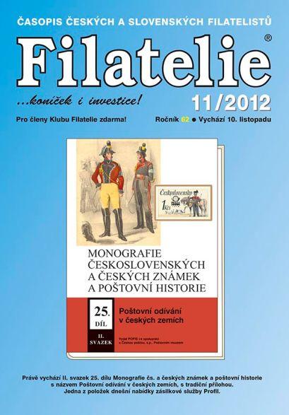 Filatelie 11/2012